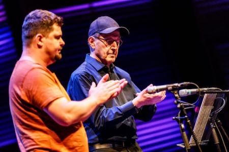 Steve Reich met Steve Reich